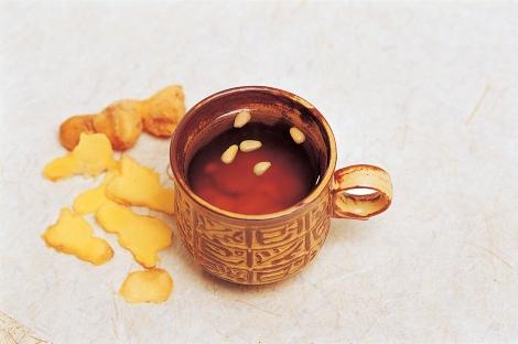 Professional Voice Blog - Ginger Antioxidant Tea