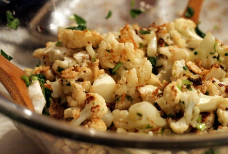 roasted cauliflower-curry-professional-voice-blog-turmeric-anti-inflammatory-herb-medicine-colorado-voice-clinic-health-diet-ENT-ear-noses-throat-doctors in Denver-doctors in Colorado-natural-organic-otolaryngology-cancer-herb-holistic-spice