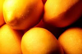Vitamin C in Lemons