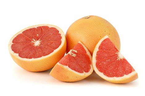 100g of grapefruit also packs over 50% of your RDA of vitamin C.