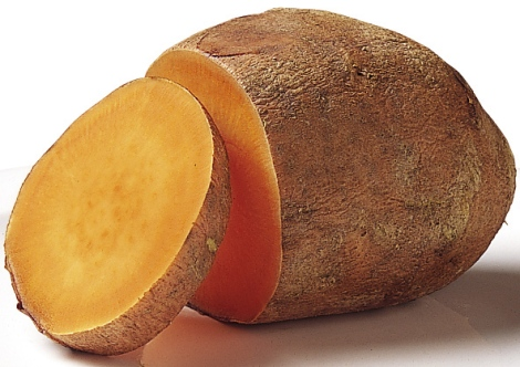 Professional Voice Blog - Sweet Potato